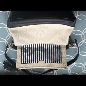 Kate Spade Black and Cream bag new without tags